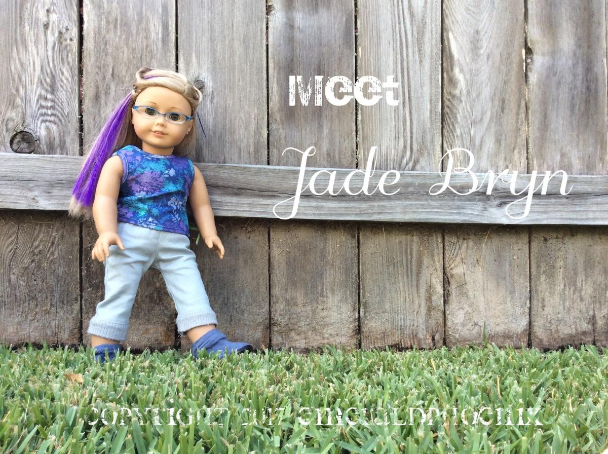 Meet Jade Bryn!